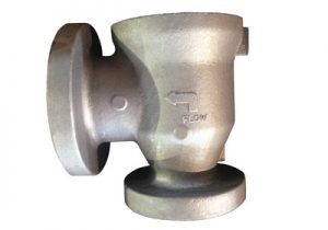 Investment Casting Steel