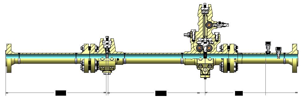 Orifice-Meter-Run